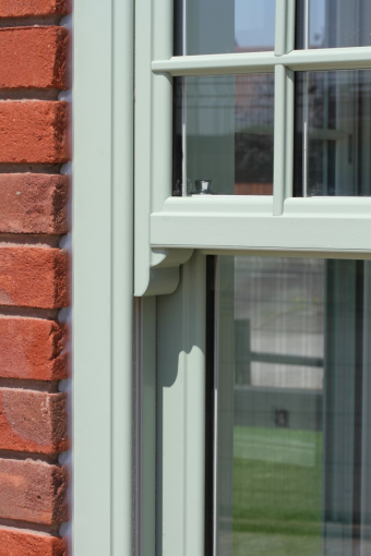 Sidcup Double Glazing Vertical Sliding Windows